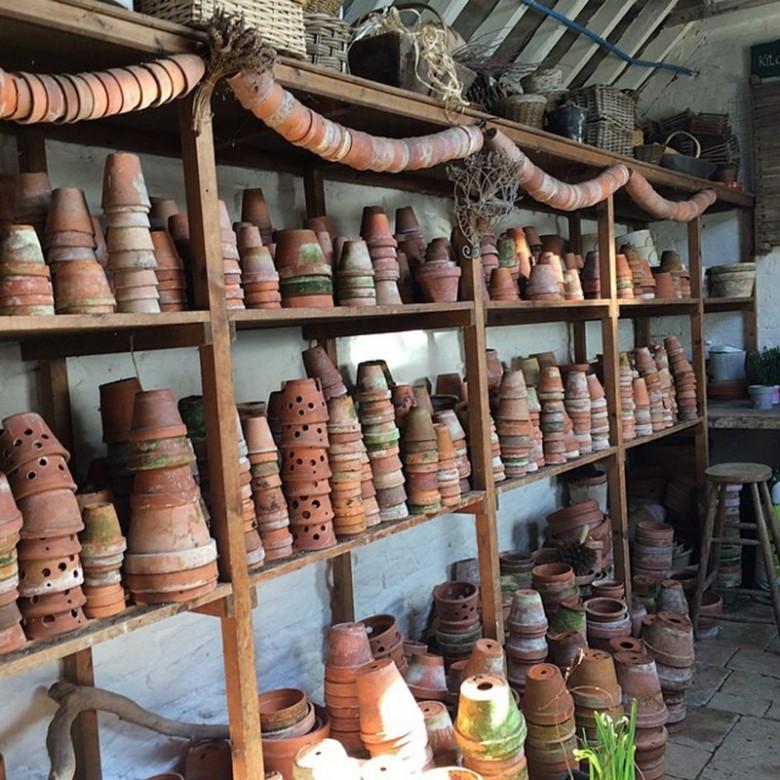 Daylesford Farm Potting Shed