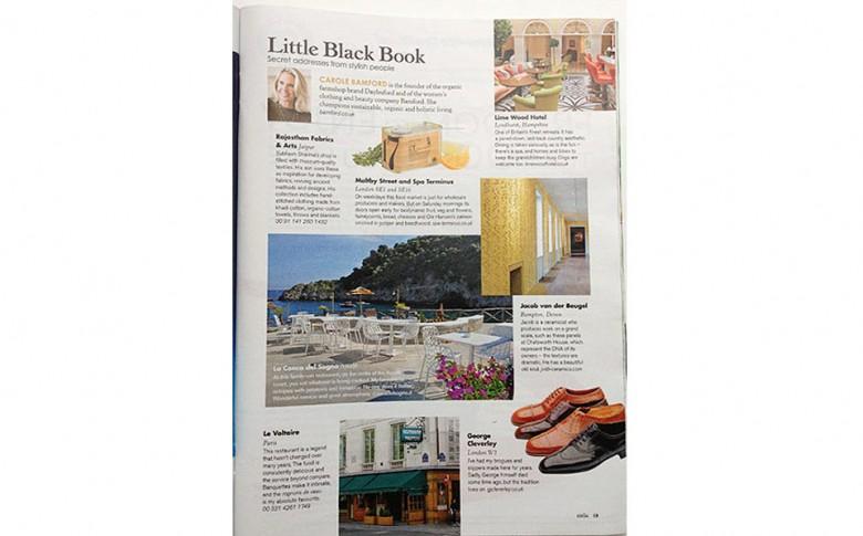Little Black Book Interview