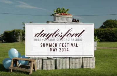 Daylesford Farm Summer Festival Video