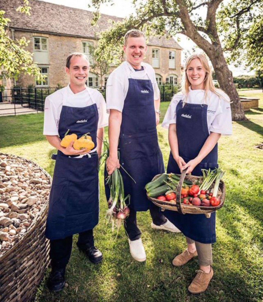 Sustainable Award for the Cookery School
