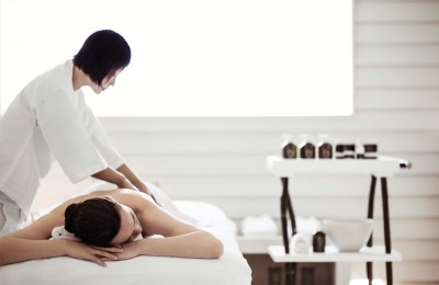 Christmas Gifts: a massage