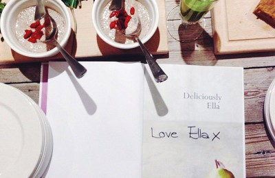 Deliciously Ella Book Launch