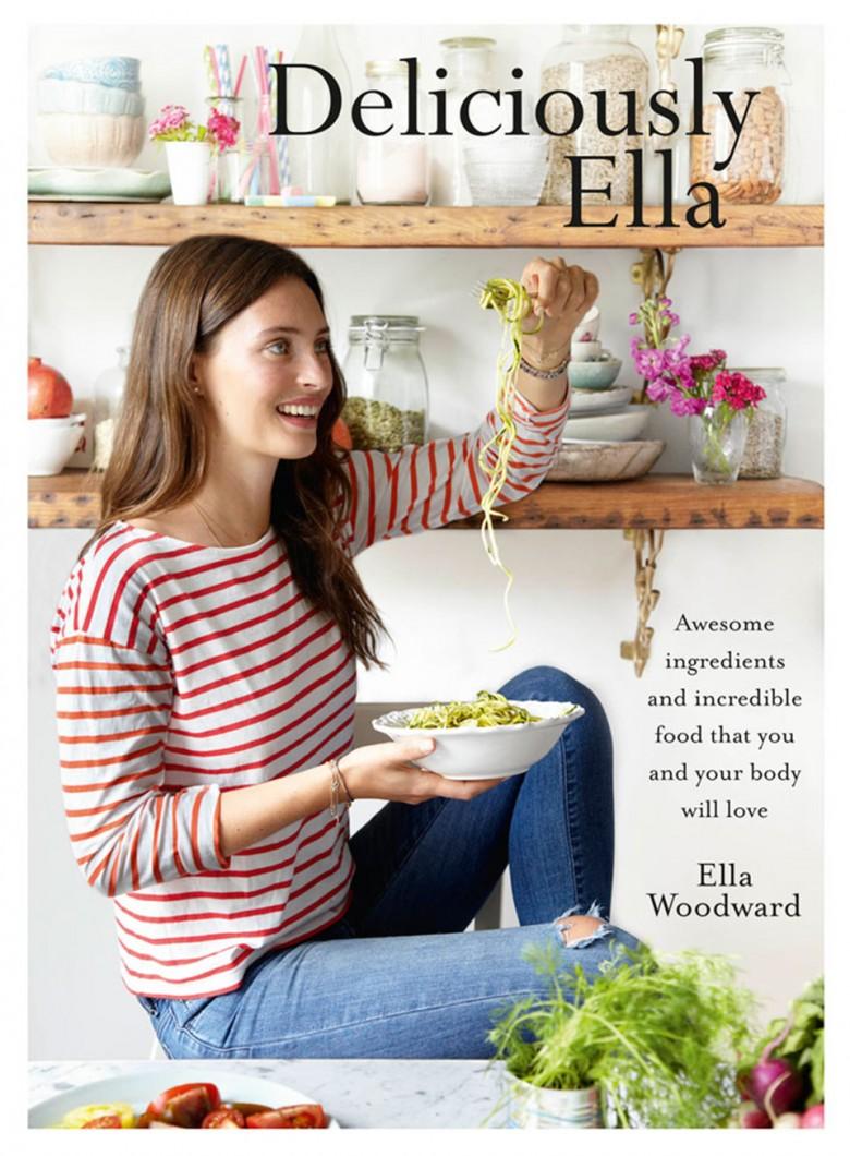Healthy Cook Books - Deliciously Ella