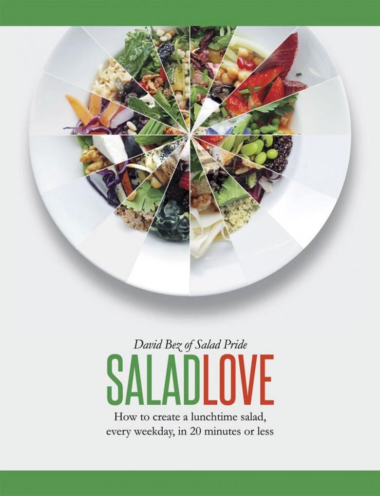 Healthy Cook Books - Salad Love