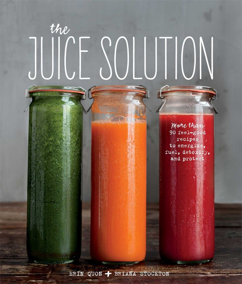 Healthy Cook Books - The Juice Solution