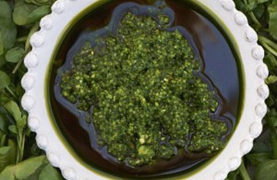 Super Greens Pumpkin Seed Pesto