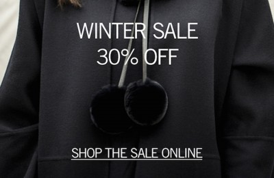 Bamford Winter Sale