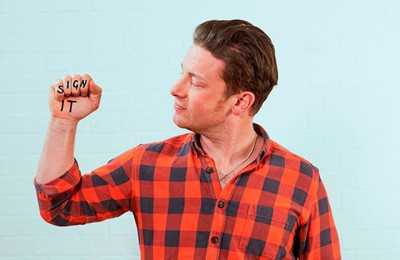 Jamie Oliver Food Revolution