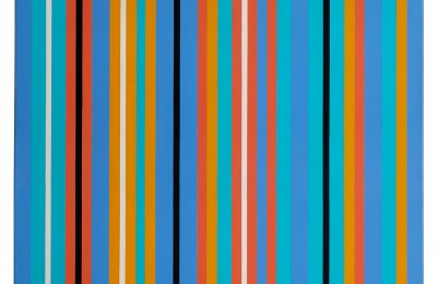 Masterpiece_'KA-IV',Bridget-Riley,1980
