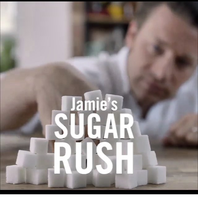 Amazing and so correct. We all need to support Jamie #sugarrush  #jamieoliver