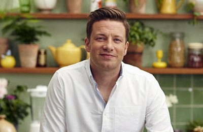 Picture of Jamie Oliver from his Sugar Rush campaign documentary
