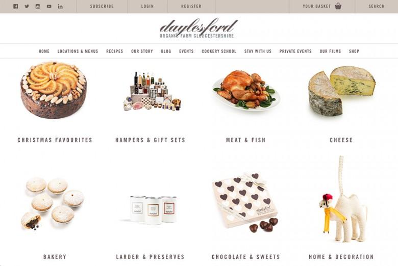 Daylesford New Website