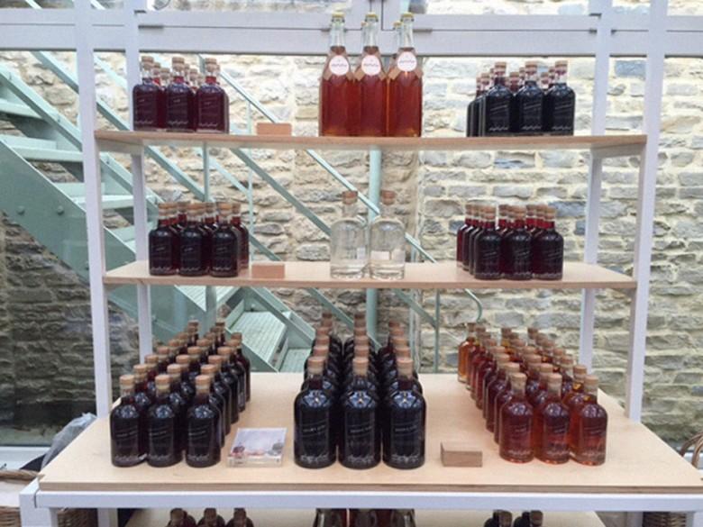 Hedgerow Liqueurs