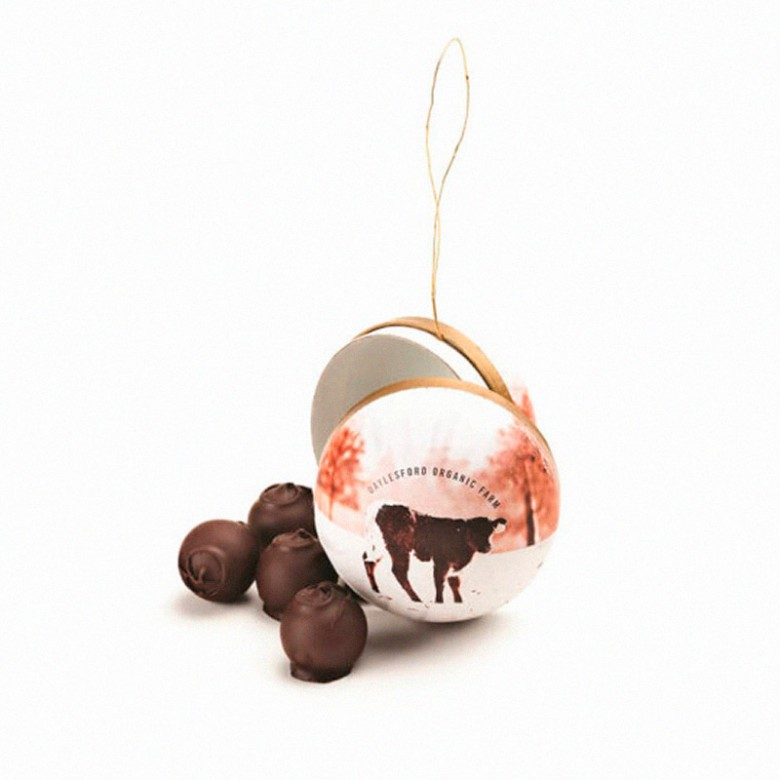 Daylesford Chocolate Truffle Bauble