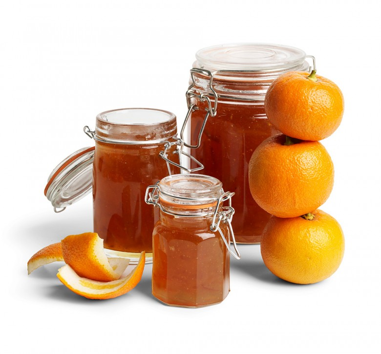 Serville Oranges and Marmalade