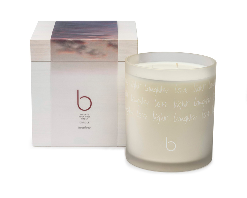 Bamford 2kg Incense Candle