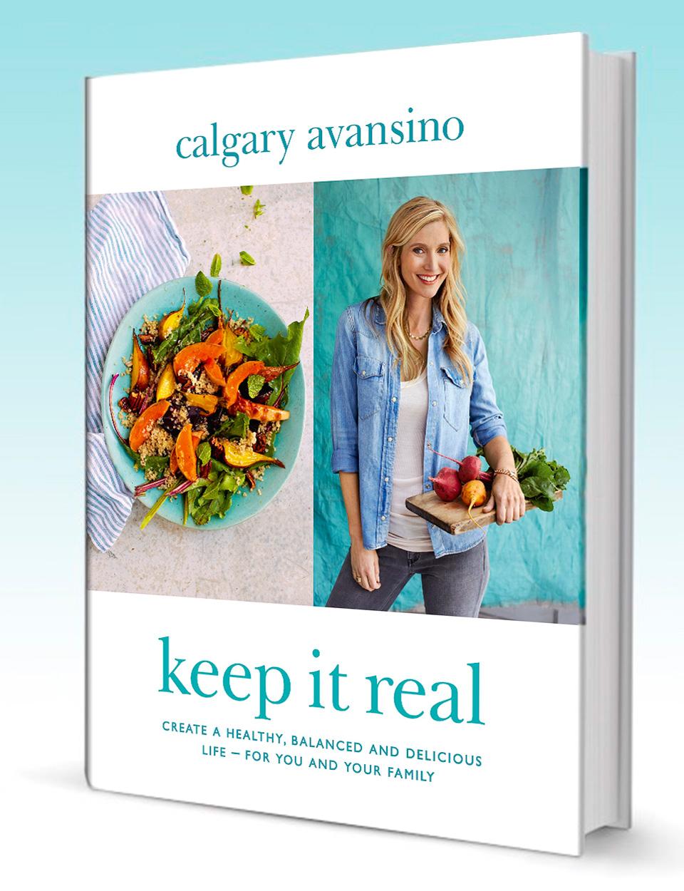 Calgary Avansino's book Keep It Real