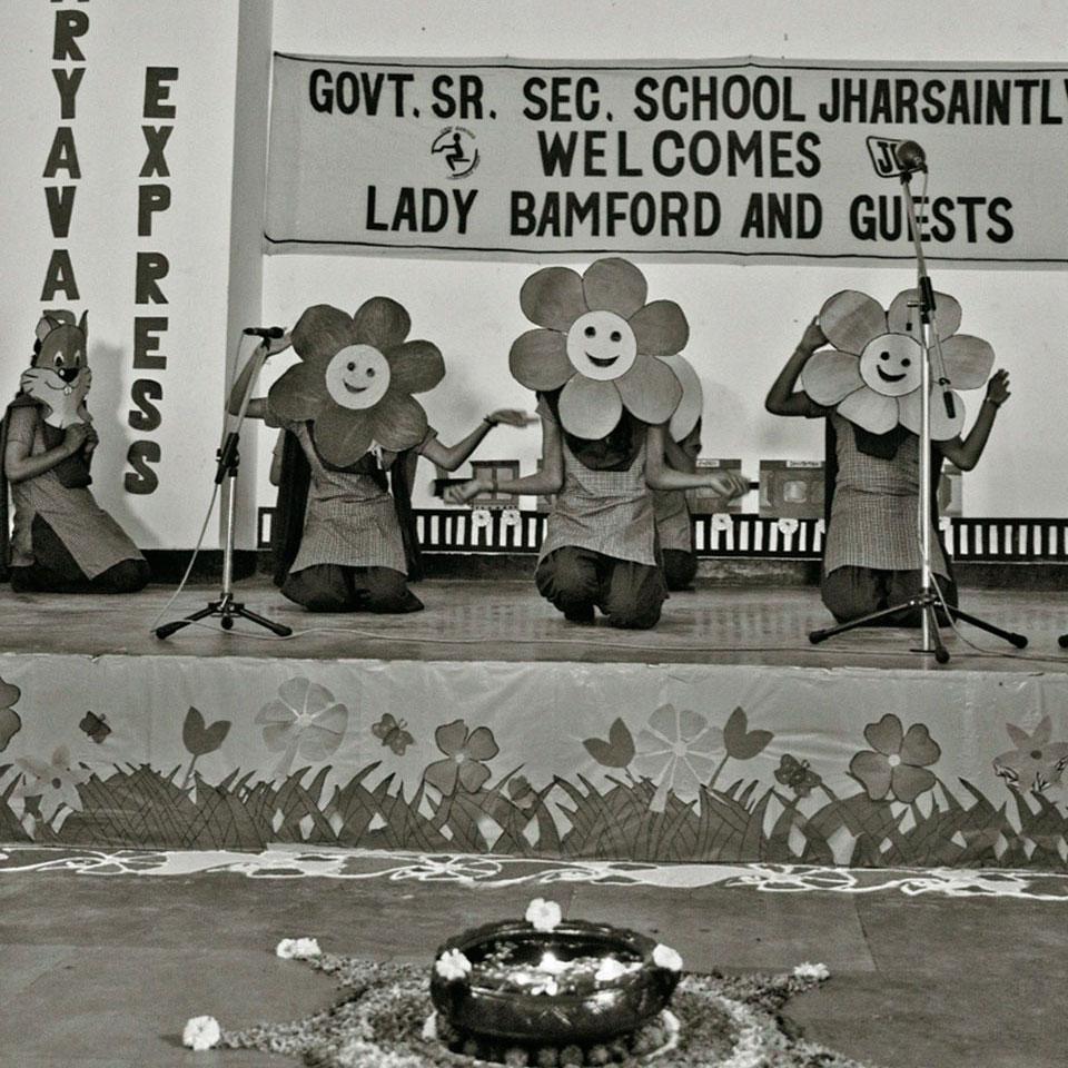The Lady Bamford Charitable Trust