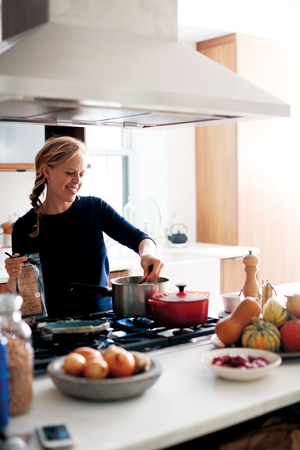 Amy Chaplin: At Home in the Whole Food Kitchen | Carole Bamford