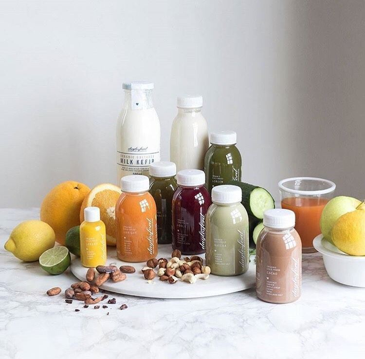 Excited about our new range of cold press juices, smoothies, nut milks and shots - all packed full of organic goodness. Full details are on my blog now #Eattobehealthy #feedyourcore #summer #health #nourish #organic #coldpressjuice #nutmilk @daylesfordfarm