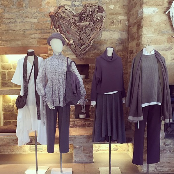 A small preview of Bamford's new Autumn Winter 16 collection - launching online and in all our stores very soon @bamfordjournal #autumn #cashmere #cotton #natural #artisan #cotswolds #southaudleystreet #draycottavenue