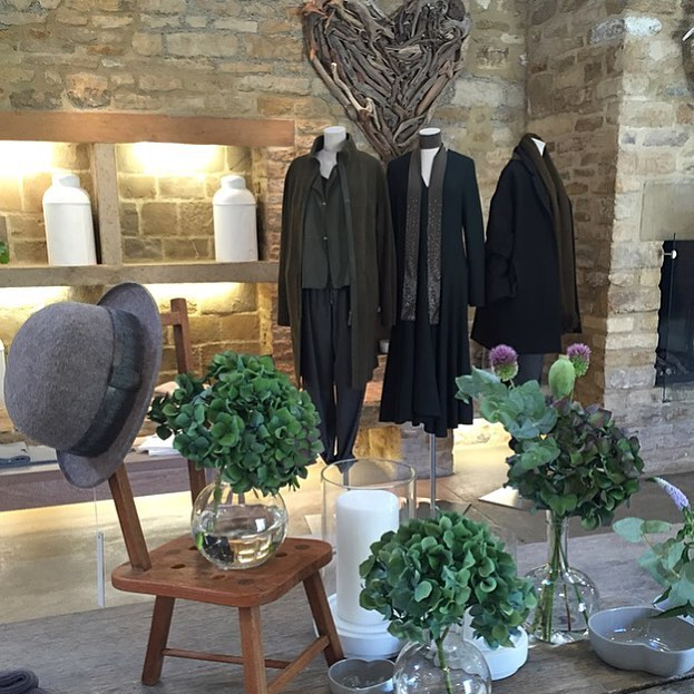 Excited to see the full Autumn Winter 16 collection in our Bamford stores @bamfordjournal #autumn #winter #newcollection #inspiredbynature #artisan #cotswolds #southaudleystreet #draycottavenue