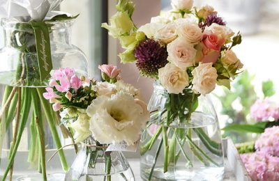 Children's Floristry at the Farm