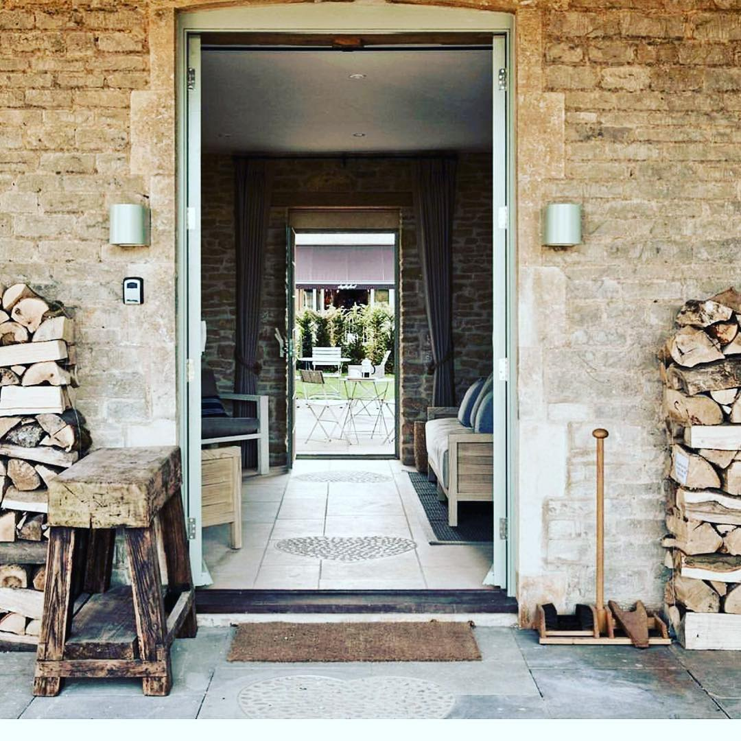 Come and stay with us in one of our cottages @daylesfordfarm . Have spa treatments at the Haybarn cookery classes. Wonderful Cotswold walks and log fires. Look on our websites to book for a winter weekend away