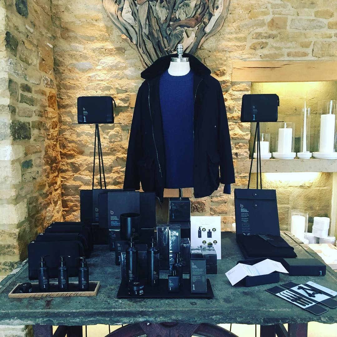 Our men's corner in the bamford barn will give you lots of ideas for Christmas #bamfordgroomingdepartment @daylesfordfarm #cotswolds
