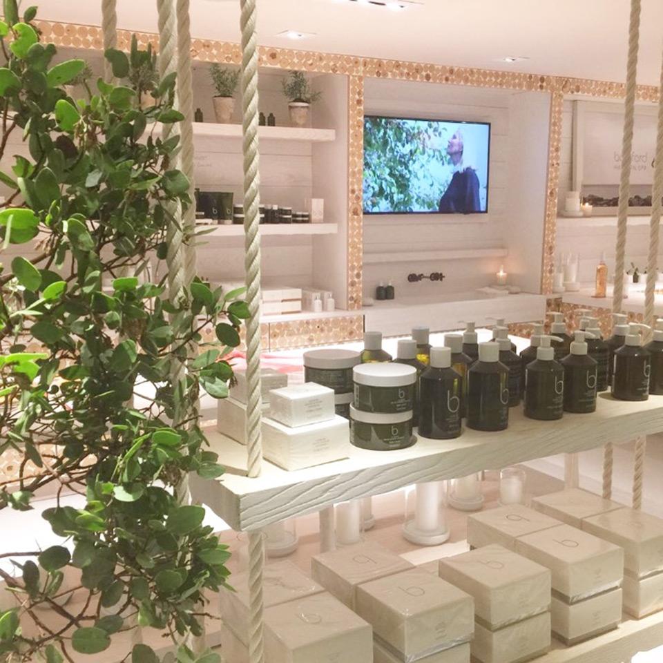 Bamford Haybarn Spa opens in Miami