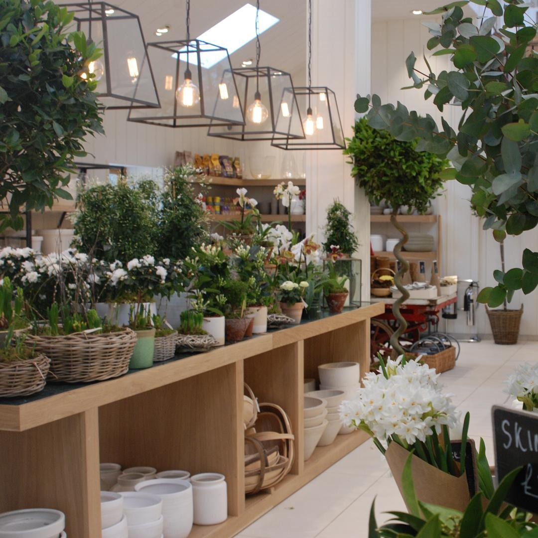 Our beautiful new Home and Garden Room is now open at the farm #homeware #gardenware #artisan #natural #cotswolds @daylesfordfarm