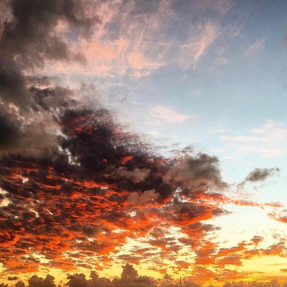 After sunset #sunset
