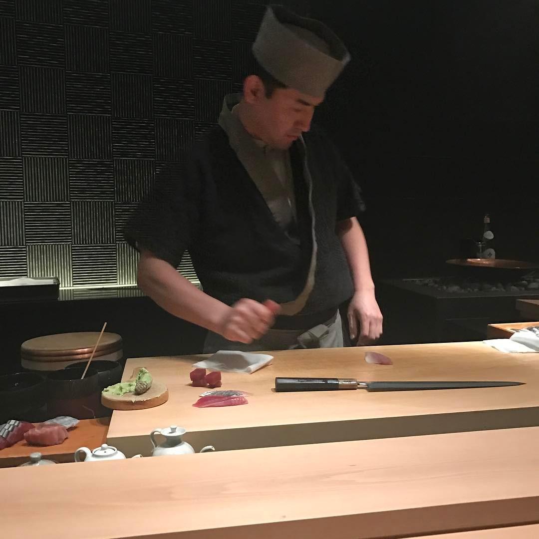 Sashimi in Tokyo. #chef #artist