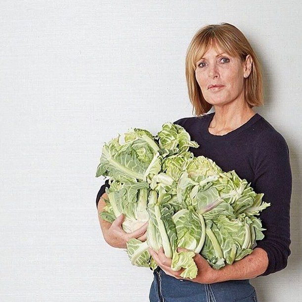 So happy to be supporting Skye Gyngell's brilliant new initiative TABLE at Somerset House this week - celebrating the simple joy of being able to eat well together, while tackling issues of food waste and sustainable growing, farming and eating #sustainable #farming #foodwaste @spring_ldn @skyegyngell