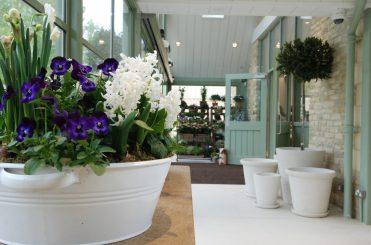 floristry workshop daylesford farm