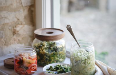Pickles Trio Hands On Supper Club Daylesford Cookery School