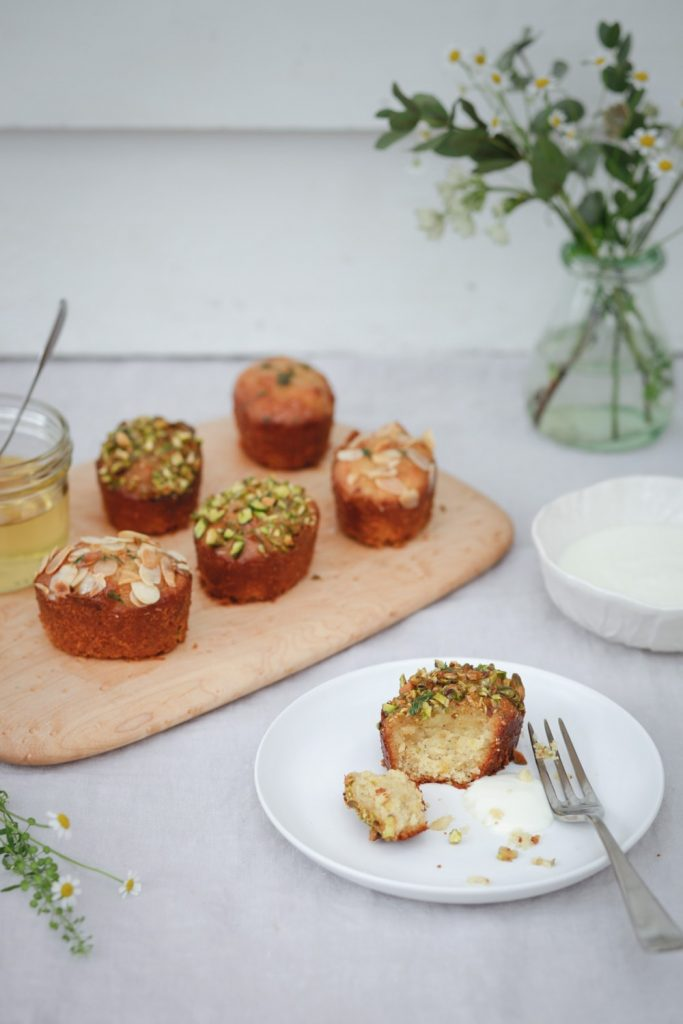 Honey & Thyme Friands