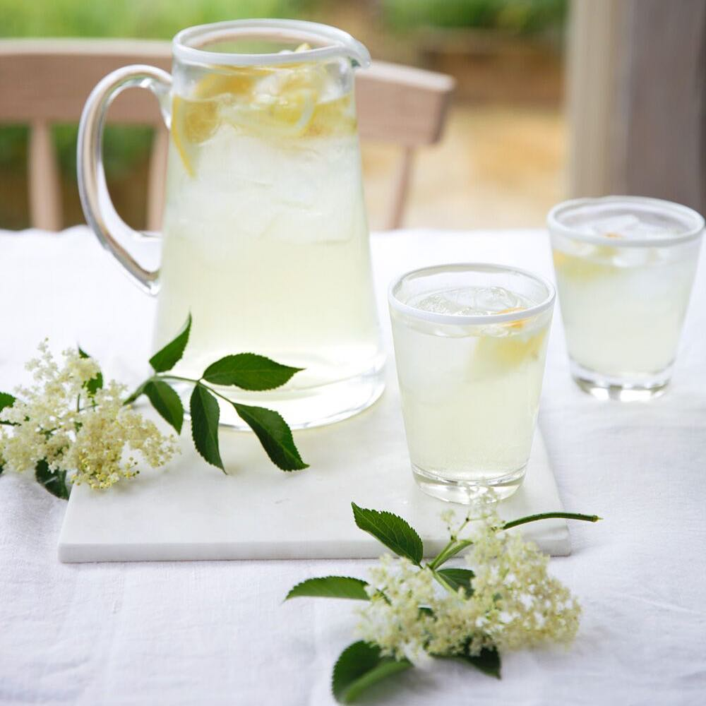 Making the most of the last of the elderflower #elderflower #cordial #summer #foraging @daylesfordfarm