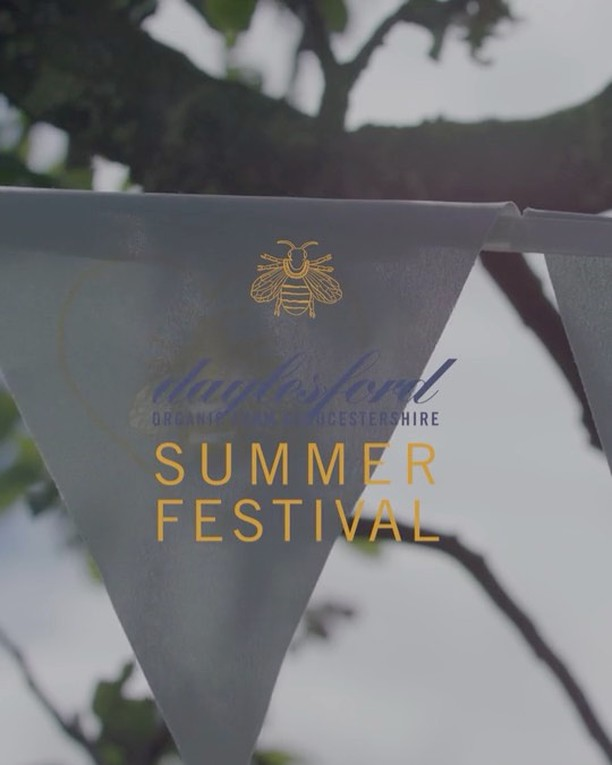 Love this short film from our summer festival last month. The full video is now on my blog - the link is in my bio #summer #festival #cotswolds #farmlife @daylesfordfarm