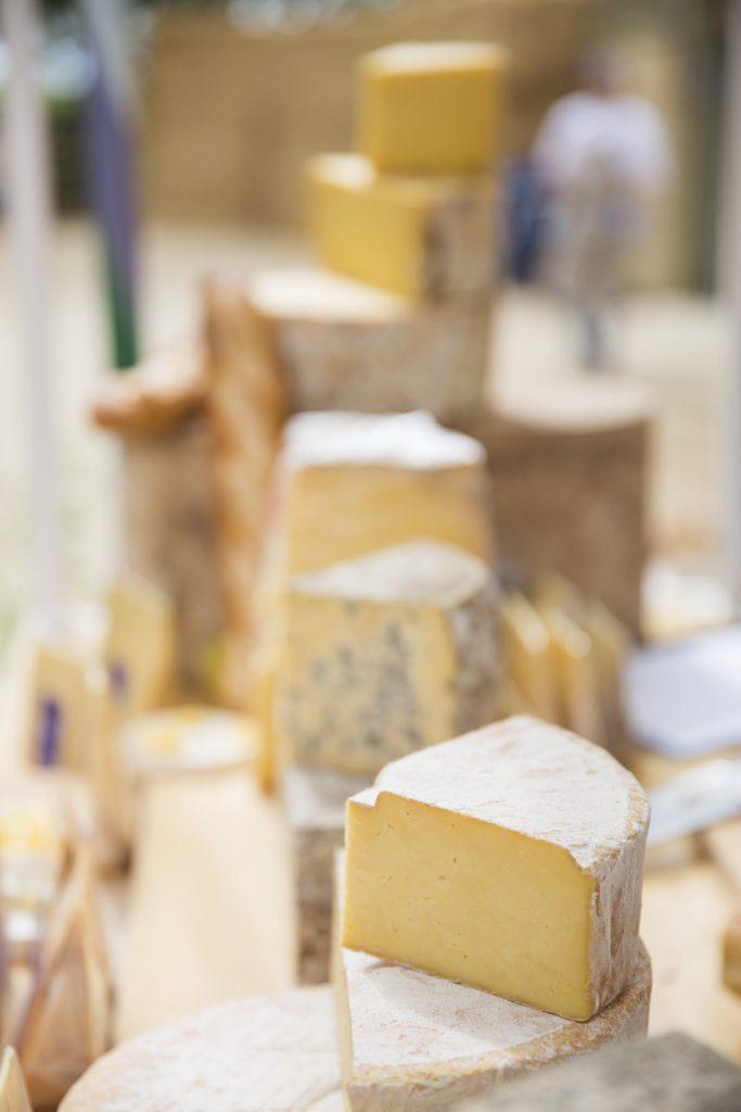 Marylebone Summer Fayre Cheese