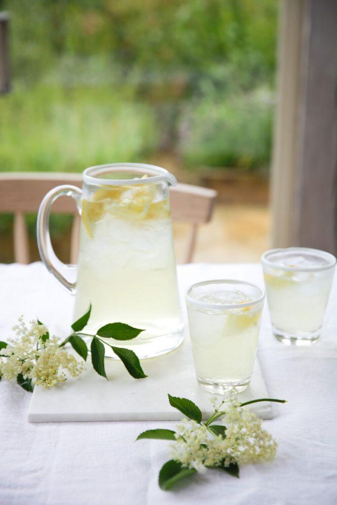 daylesford elderflower cordial recipe