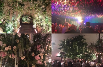 Thank you for the most beautiful fun wedding party 💐💑 @lizdoch #beautifulflowers #sofun