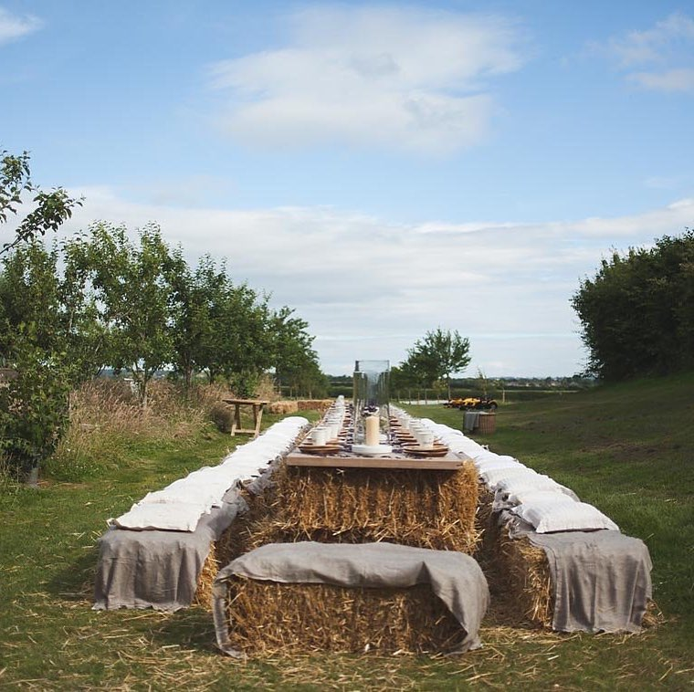 So excited about the return of our Big Picnic at the farm on Saturday 9th September, for what I'm sure will be a very special harvest celebration. Full details are in my bio #harvest #celebration #picnic #marketgarden @daylesfordfarm