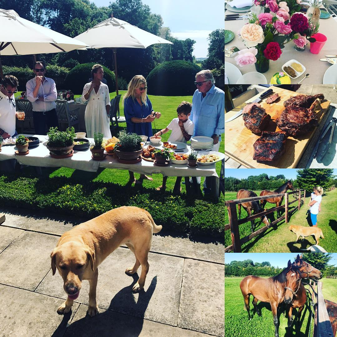 Perfect Sunday #cotswolds #friendsandfamily #bbq  #englandatitsbestandmostbeautiful