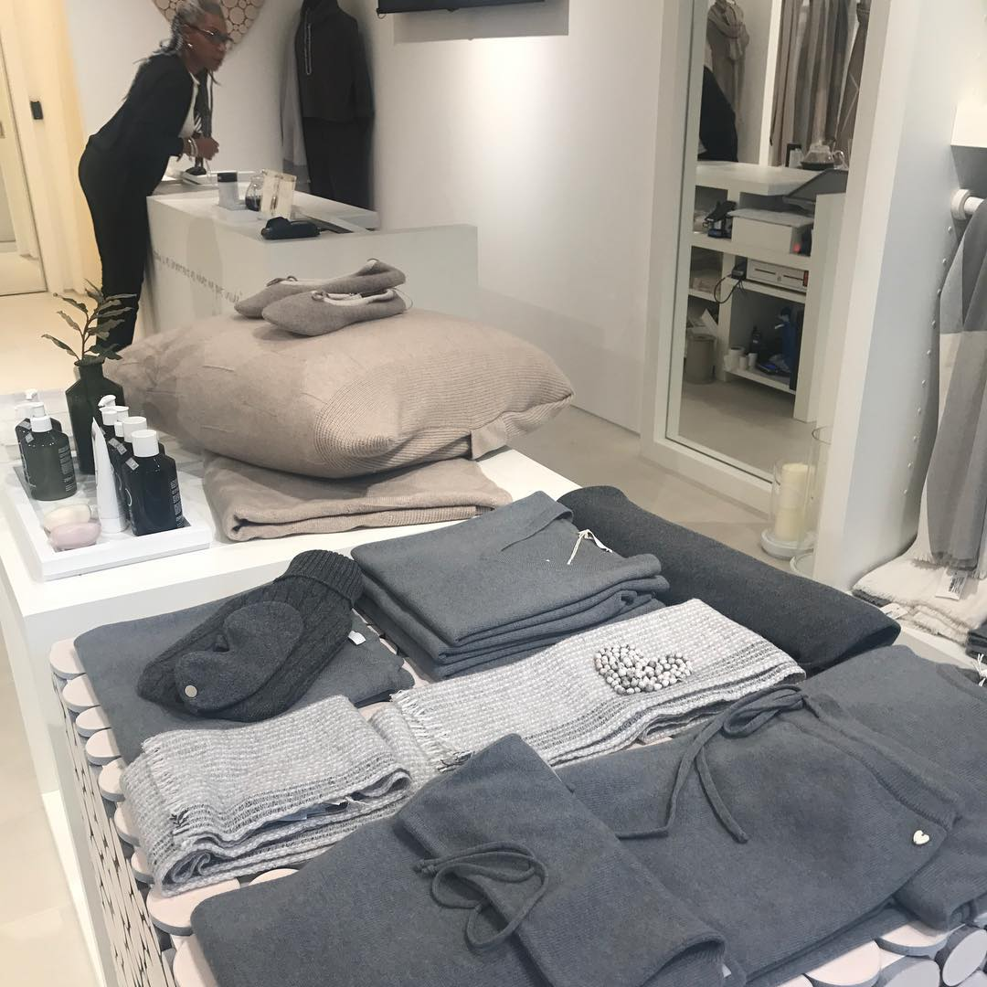 So proud of our  bamford shop at Bicester village @bamfordjournal. Huge thank you t our great team for all their hard work #artsan #bicestervillage
