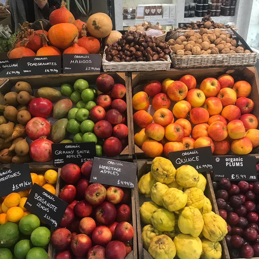 Love all the produce at this time of the year. Great display @daylesfordfarm #pimlico #eattobehealthy #wellness