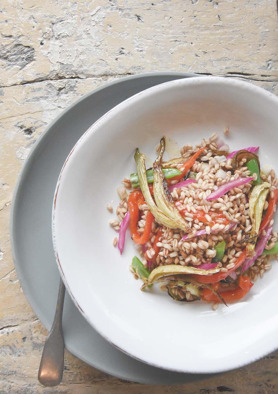 Spelt Salad-min