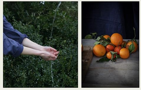Sharpened oranges