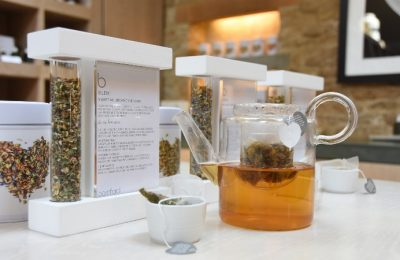 Teas for well-being: Bamford's new organic infusions