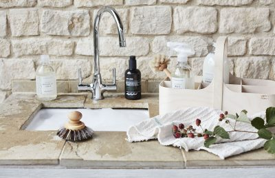 RESPONSIBLE CLEANING: DAYLESFORD'S HOUSEHOLD PRODUCTS
